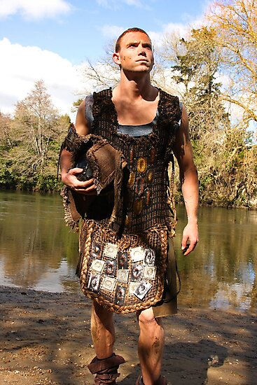 The Warrior by Cathleen Tarawhiti