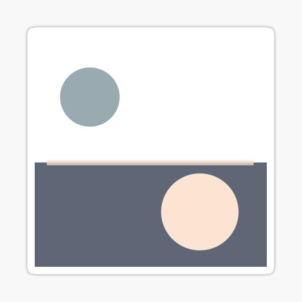 Abstract Tourmaline 1 Sticker