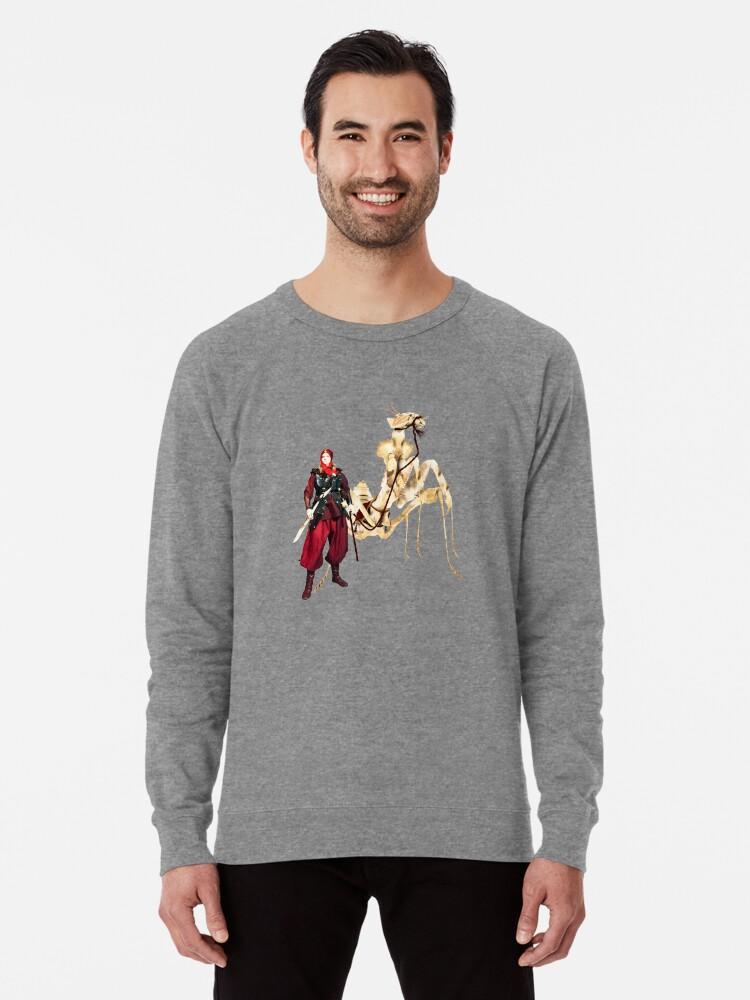 Alternate view of The dromedary Lightweight Sweatshirt