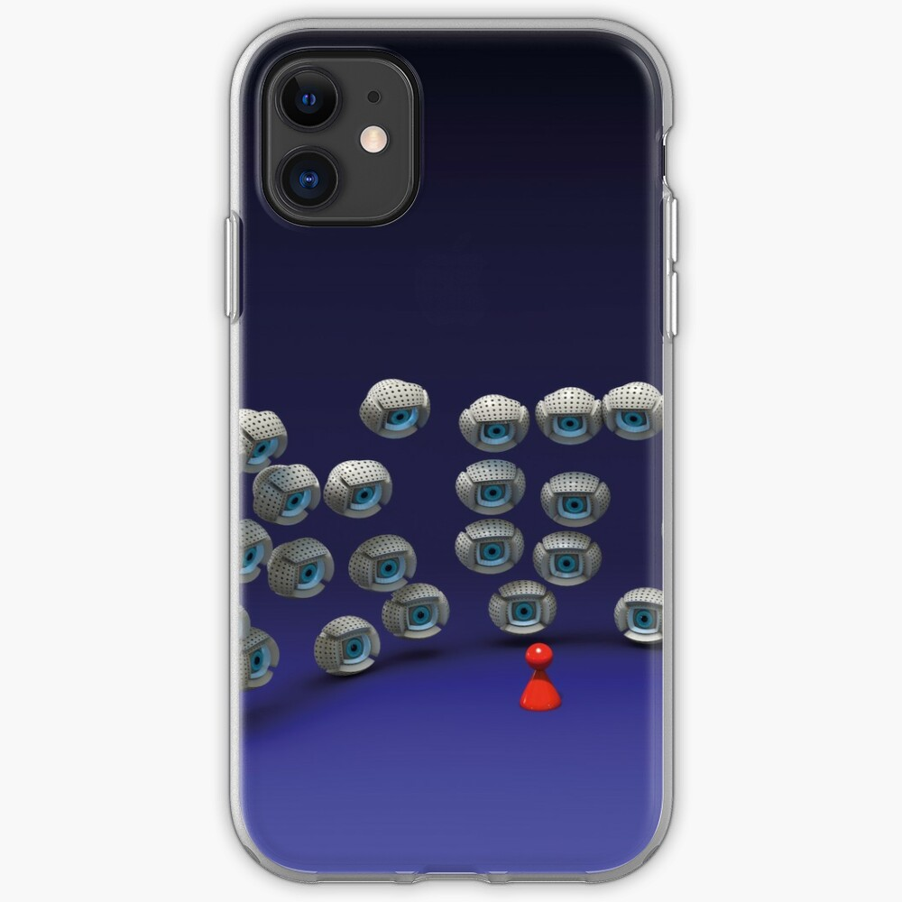 all eyes on me iPhone Case & Cover