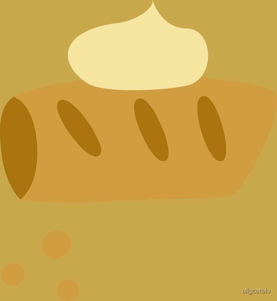 Apple Strudel by allycatblu