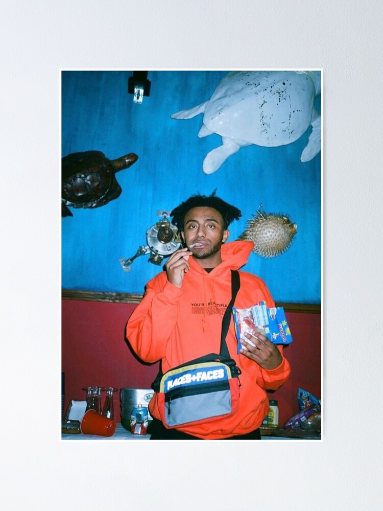 Alternate view of AMINÉ Poster