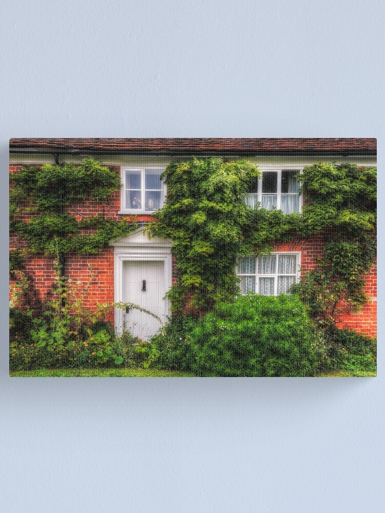 Alternate view of Country Living Canvas Print