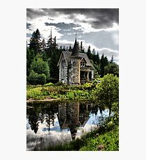 Fairytale Castle Photographic Print
