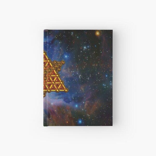 Merkaba Matrix Hardcover Journal