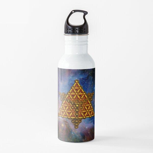 Merkaba Matrix Water Bottle