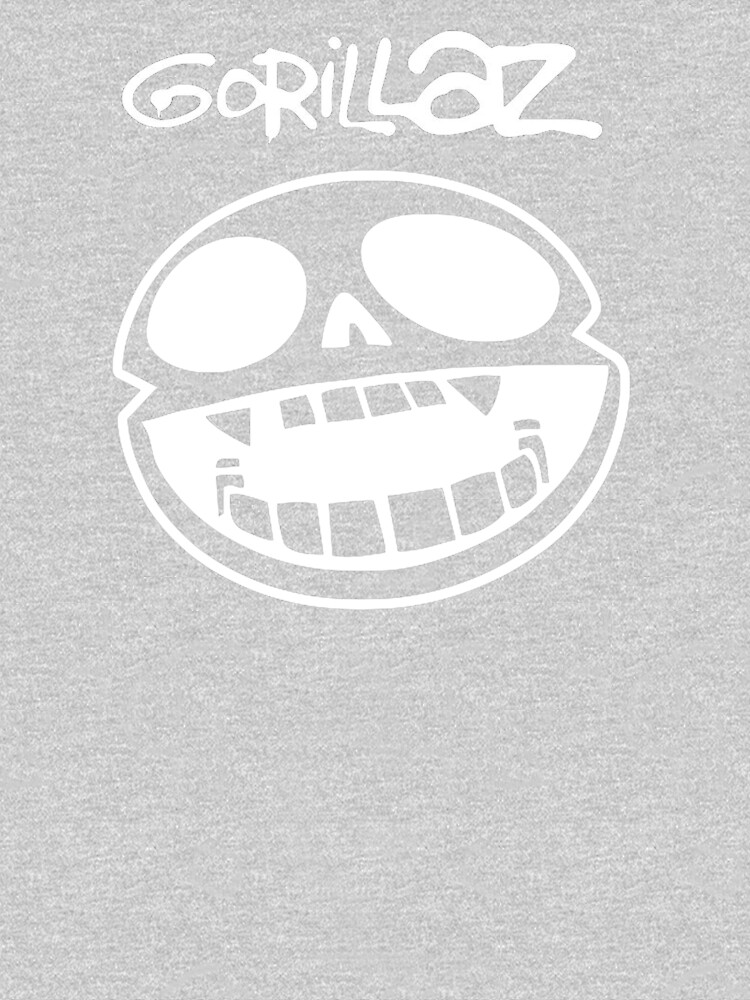 Gorillaz logo by b3nny