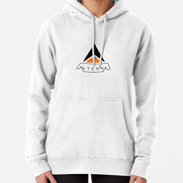 ALTERRA, Subnautica Alterra Corp. Logo Pullover Hoodie
