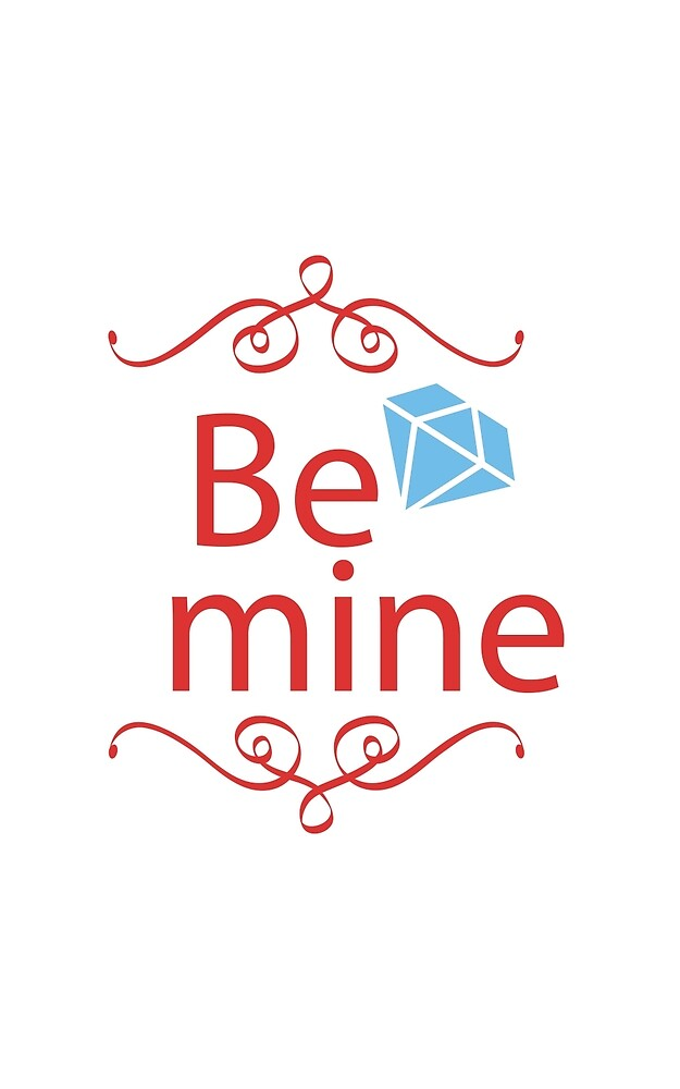 Be mine by starchim01