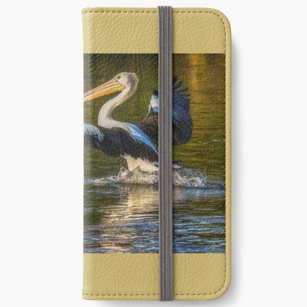 Elegant Landing iPhone Wallet