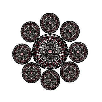 Circle Shields by Bubblegum73