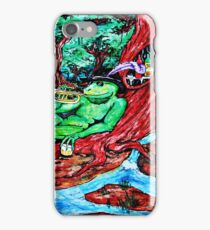 Lounge Lizard iPhone Case/Skin