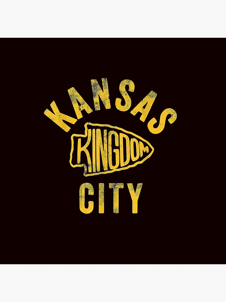 Kansas City Kingdom Football 2020 Kc Chiefs Red Arrowhead T shirt by cmmnzfgoa
