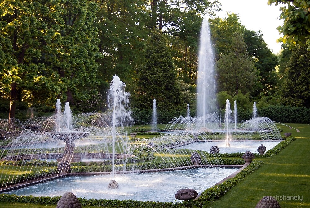 Longwood Gardens - Spring Series 97 by sarahshanely