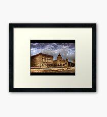 Port of Liverpool Building Framed Print
