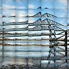 Connel Bridge Reflected by cuilcreations