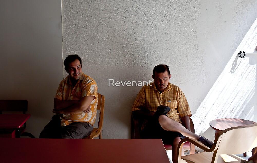 Double portrait by Revenant