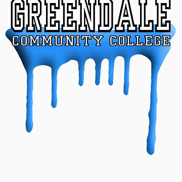 Community - Greendale Paintball Blue by BBanny1