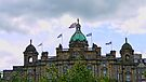 Edinburgh - Bank of Scotland by AmandaJanePhoto