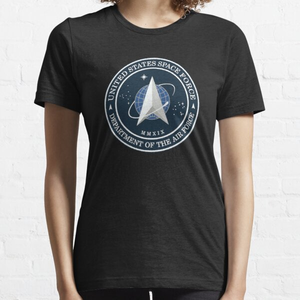 New United States Space Force Logo Essential T-Shirt