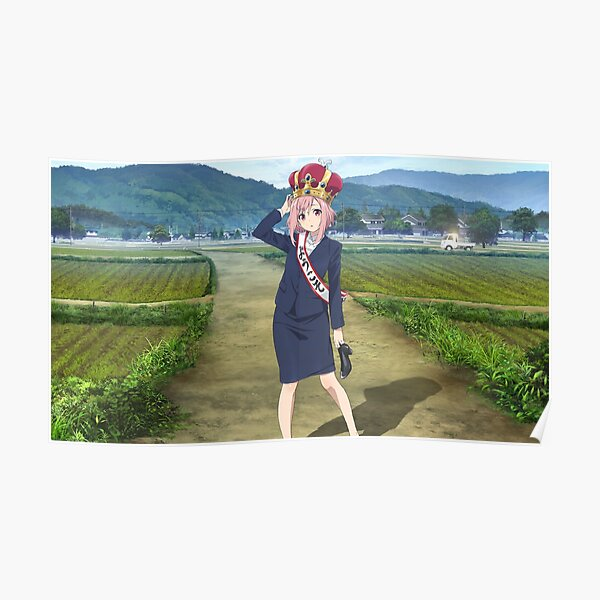 Sakura Quest 3 Poster