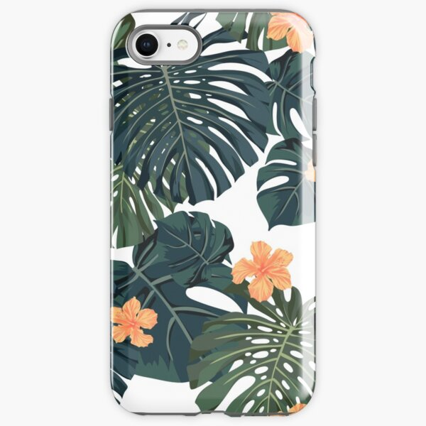 Tropical blossom iPhone Tough Case