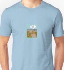 """Anti-""""Helicopter Parenting"""" to watch Y & R Unisex T-Shirt"""