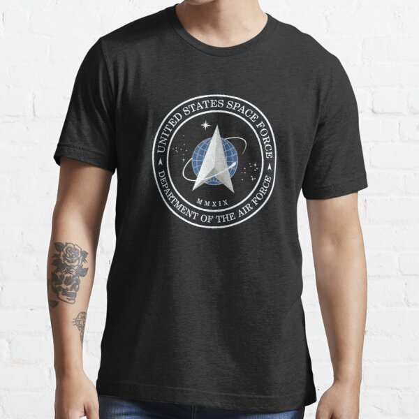 New United States Space Force Logo 2020 Essential T-Shirt