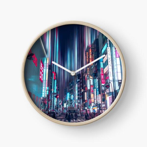 Shinjuku bland Clock
