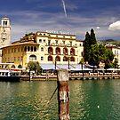Riva Del Garda, Italy. by Finbarr Reilly