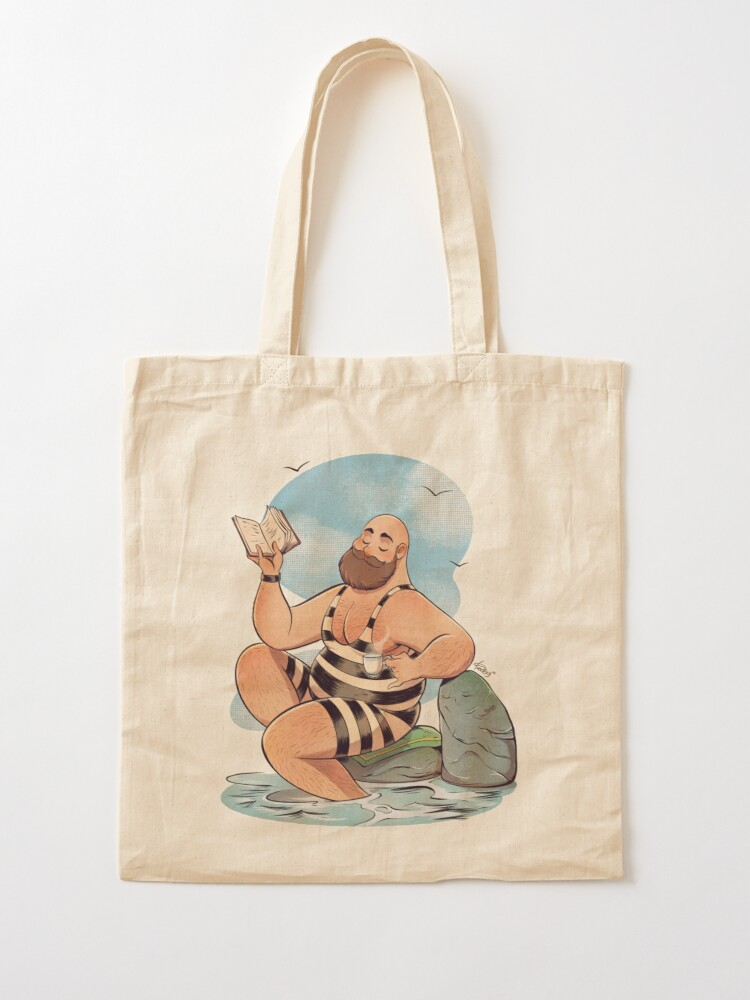 Alternate view of The Warm Calendar 2020 January Tote Bag