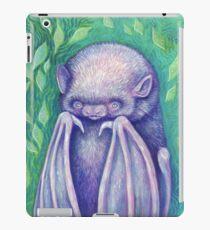 Dorky Pink Bat iPad Case/Skin