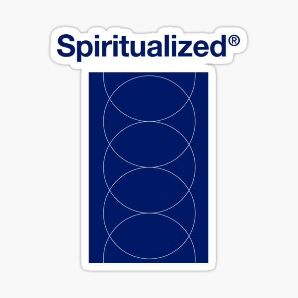Espiritualizado Pegatina