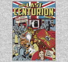 The Last Centurion Comics - Doctor Who