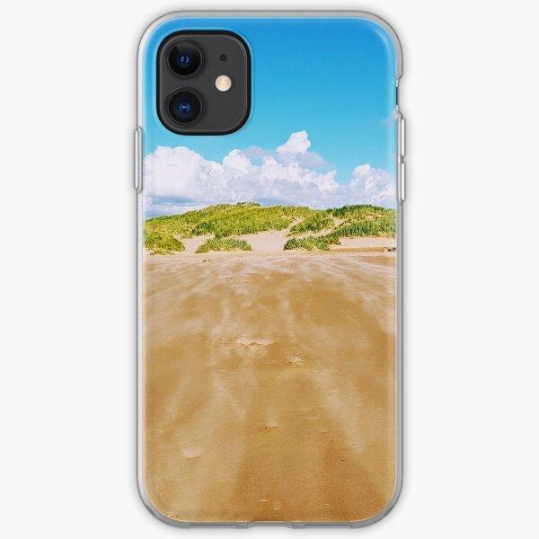 English West Coast Sand Dunes iPhone Soft Case