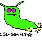 SluggaFly by Ollie Brock