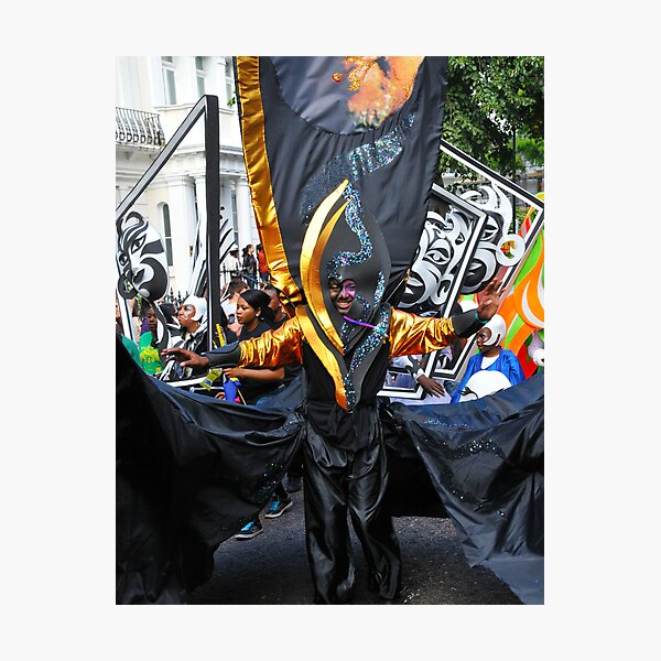 Notting Hill Carnival  Photographic Print