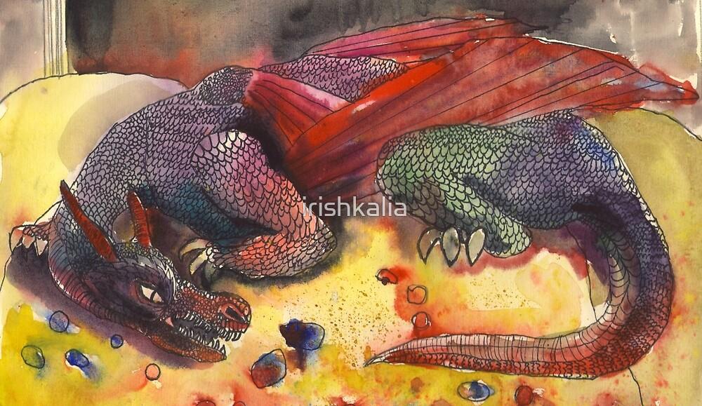 Dragon by irishkalia