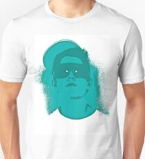 Custom Graphic Face T-Shirt  Unisex T-Shirt