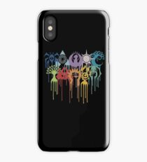 Graphic Guilds iPhone Case/Skin