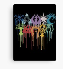 Graphic Guilds Canvas Print