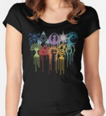 Graphic Guilds Women's Fitted Scoop T-Shirt