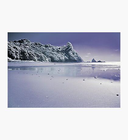 Te Karo infrared Photographic Print