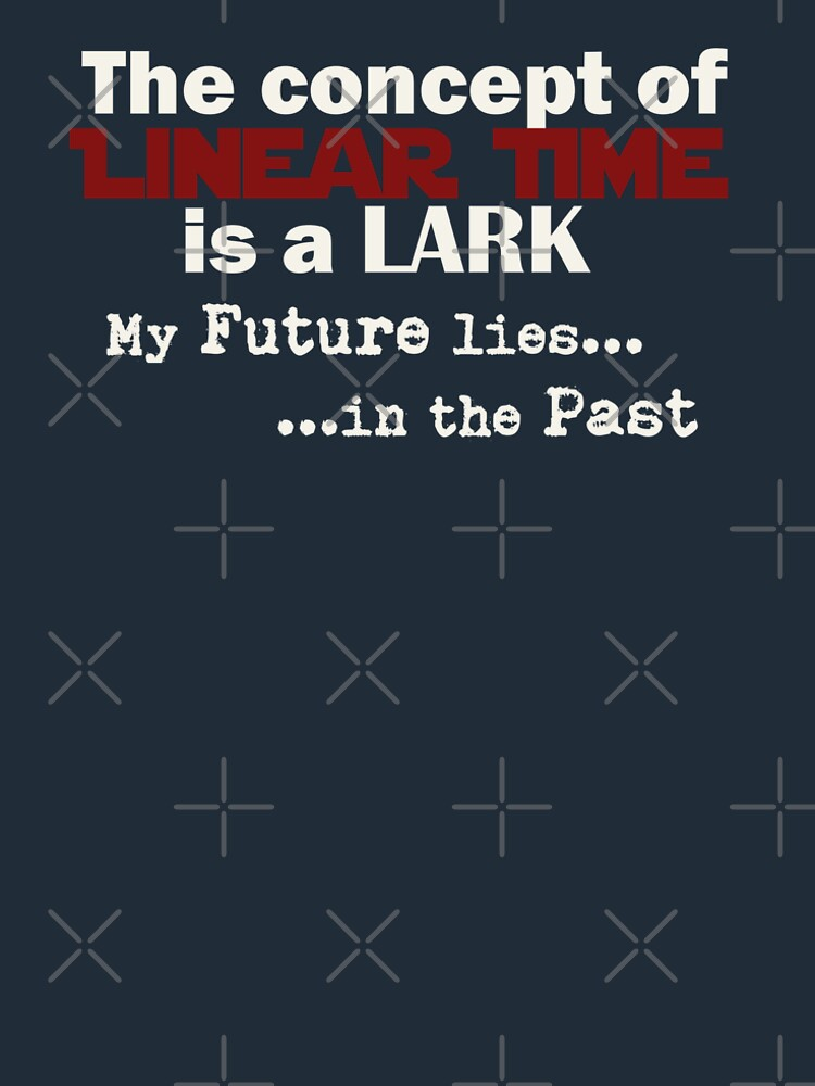 Jamie Poole: Linear Time is a Lark by elightstorm