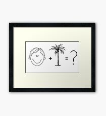 Nine Gag Popular Cool Gift Fail Framed Print