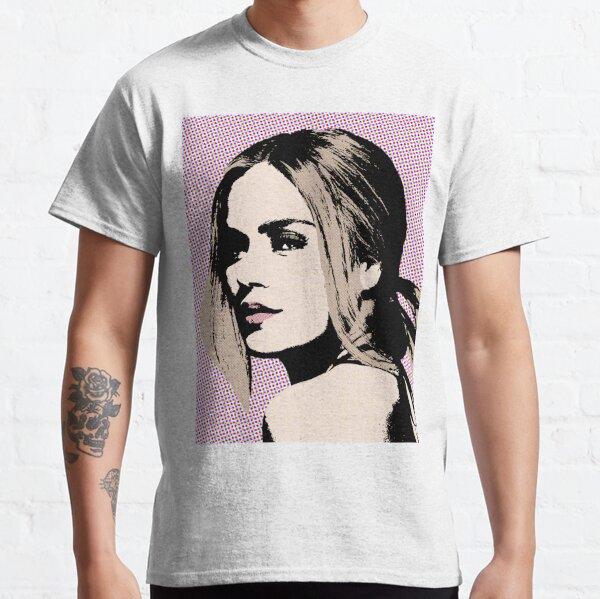 Karol G pop art Camiseta clásica