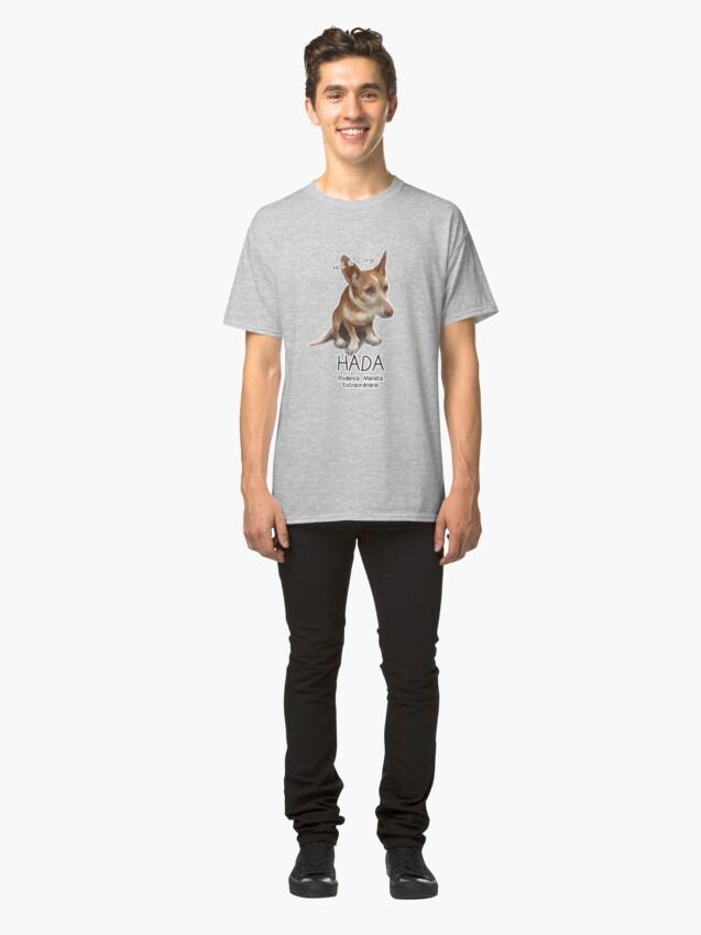 Alternate view of Hada the Podenca Maneta Classic T-Shirt