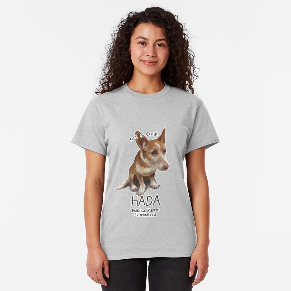 Hada the Podenca Maneta Classic T-Shirt
