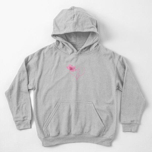 I Love Heart Japan Kids Hoodie Sweatshirt