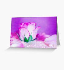 Fleur VII Greeting Card